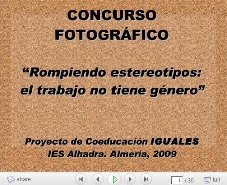 Fotografías participantes en el concurso - Pinchar para ver todas.